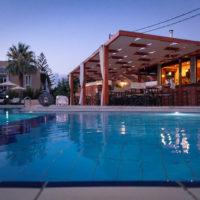 Hotel Peli (Kissamos, Kastelli, Crete) Pool 01